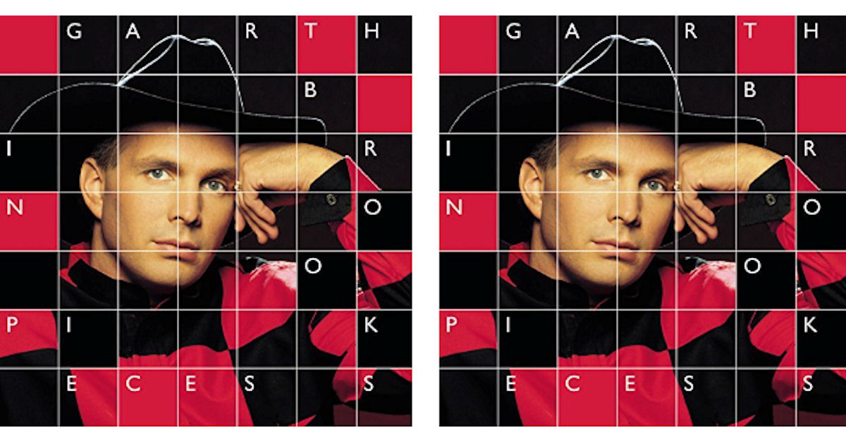 FREE Garth Brooks: In Pieces M...