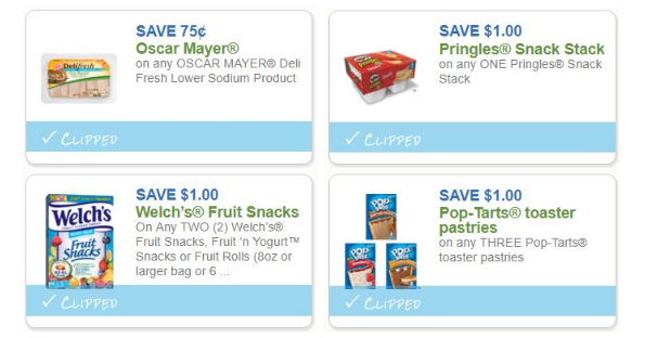 Lunch Box and Snack Savings