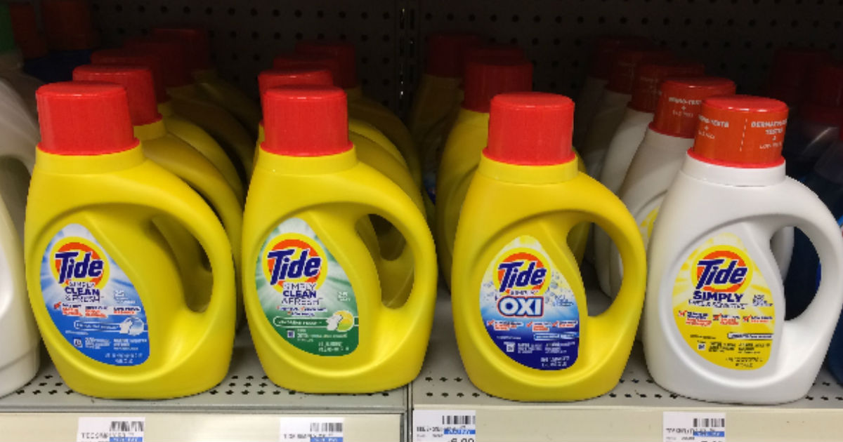 picture relating to Tide Simply Clean Printable Coupons identify Tide Simply just Detergent for $1.94 at CVS - Printable Discount codes