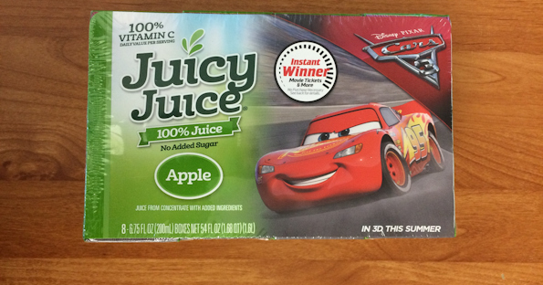 Juicy Juice at Target