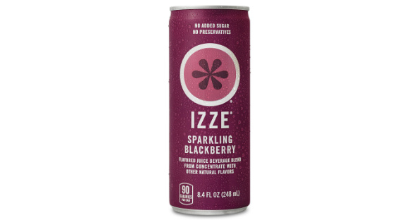 IZZE Juice on Amazon