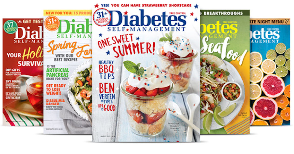 FREE Subscription to Diabetes.