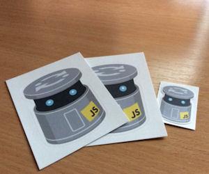 FREE JS Bin Stickers...