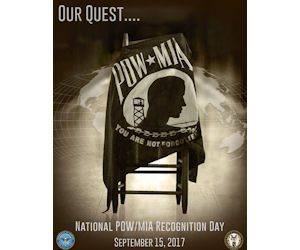 FREE 2017 National POW/MIA Rec...