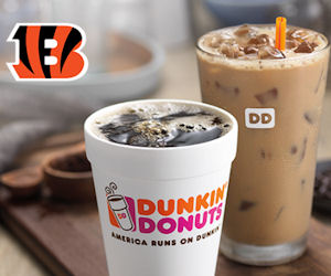 FREE Dunkin Donuts Hot or Iced...