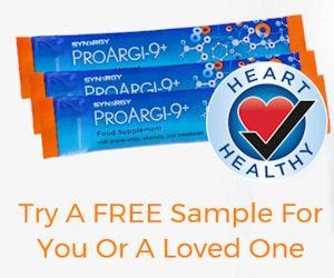 FREE Sample of Synergy ProArgi...