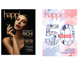 FREE Subscription to Happi Mag...