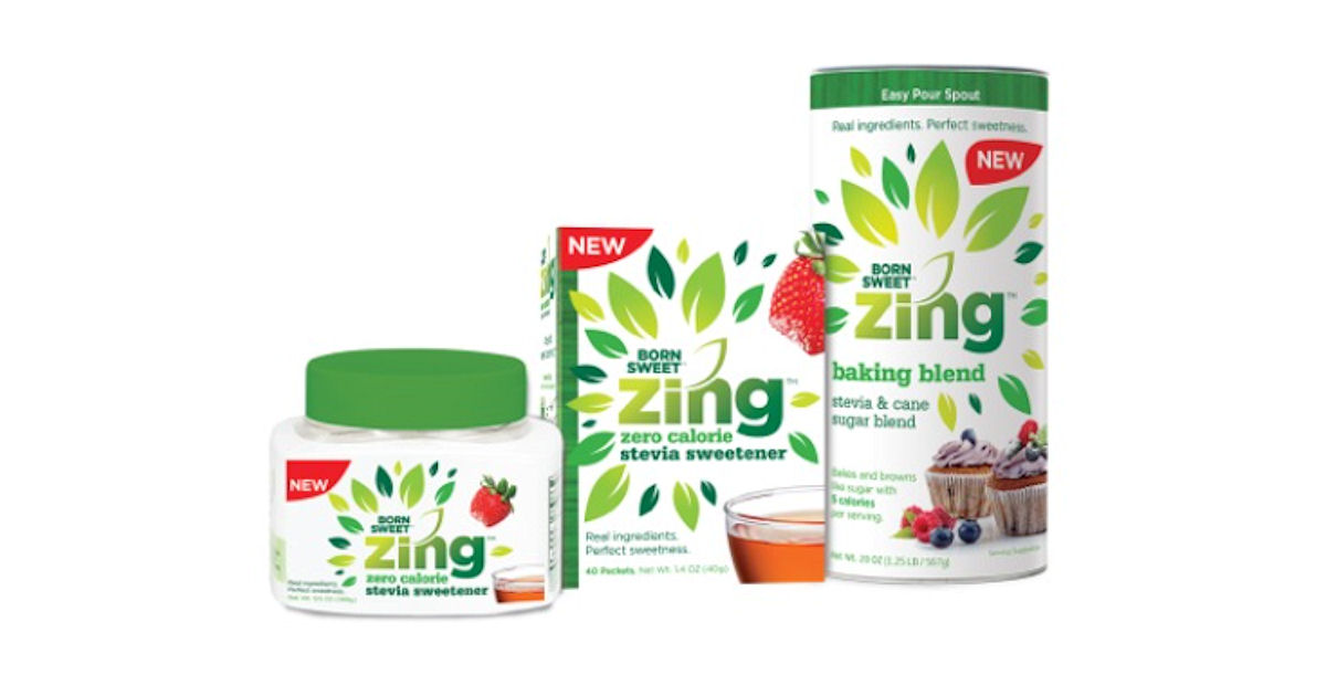 FREE Sample of Born Sweet Zing...
