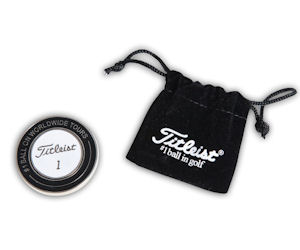 FREE Limited Edition Titleist.