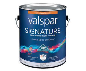 FREE Valspar Paint for Qualifi...