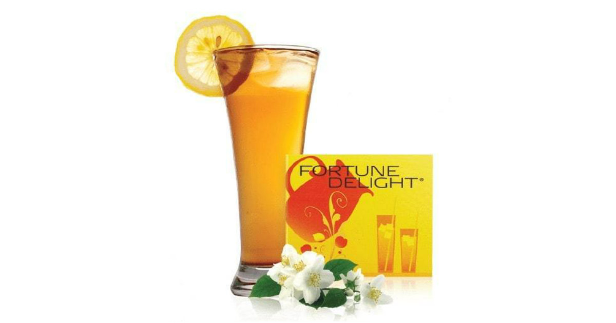 FREE Fortune Delight Tea Sampl...