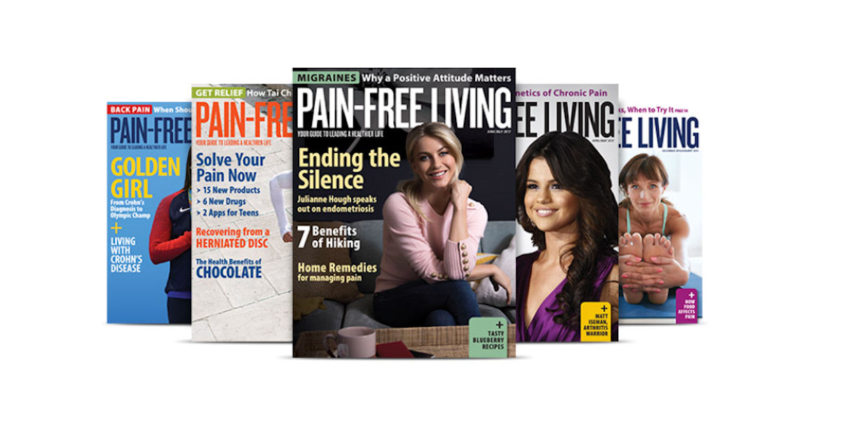 FREE Subscription to Pain-Free...
