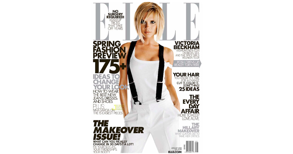 FREE Subscription to ELLE Maga...