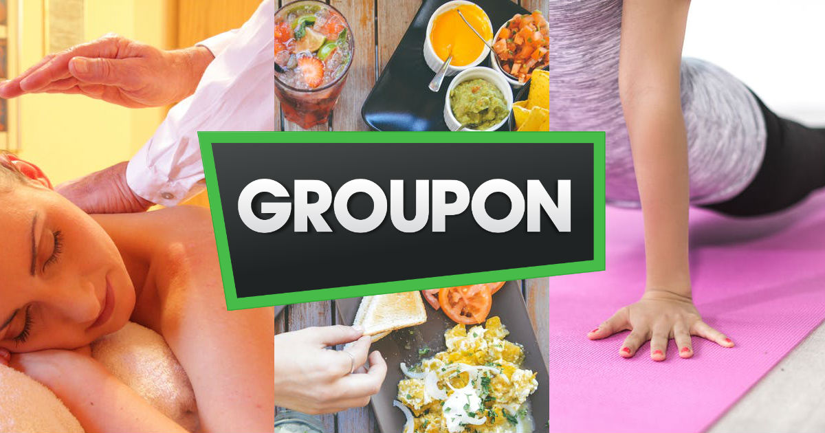 Groupon - Save $5 Off $20 with New Coupon Code