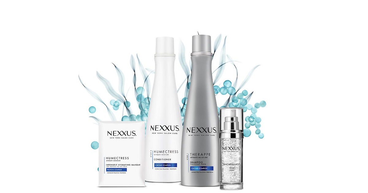 FREE Samples of Nexxus Therapp...