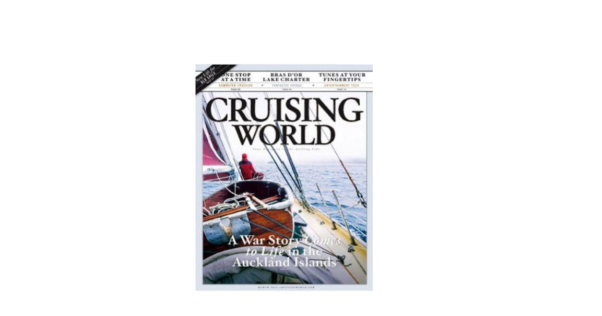 FREE Subscription to Cruising.