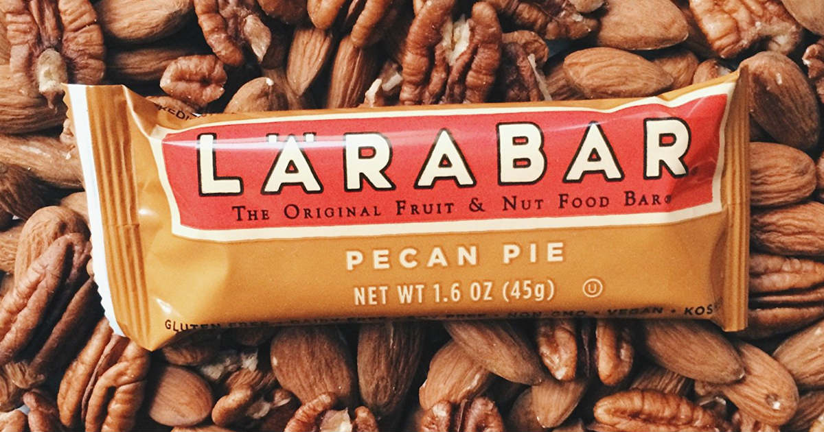 Larabar Gluten Free Pecan Pie Bars $0.46 each Shipped