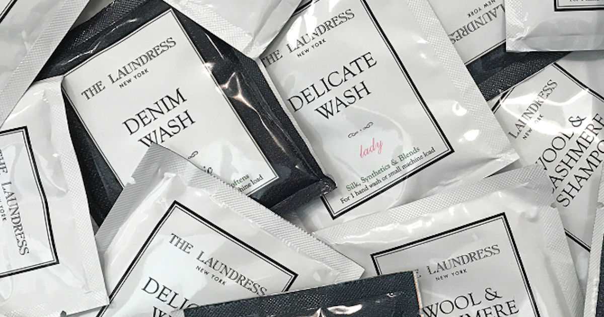 FREE Sample of The Laundress L...