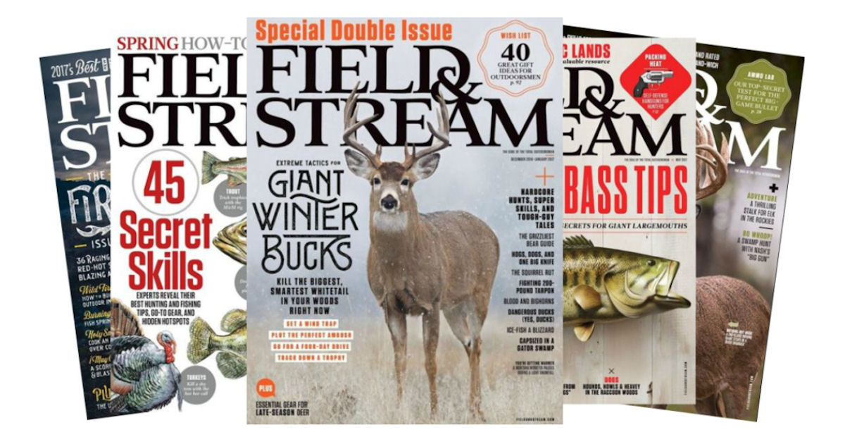 FREE Subscription to Field &am...