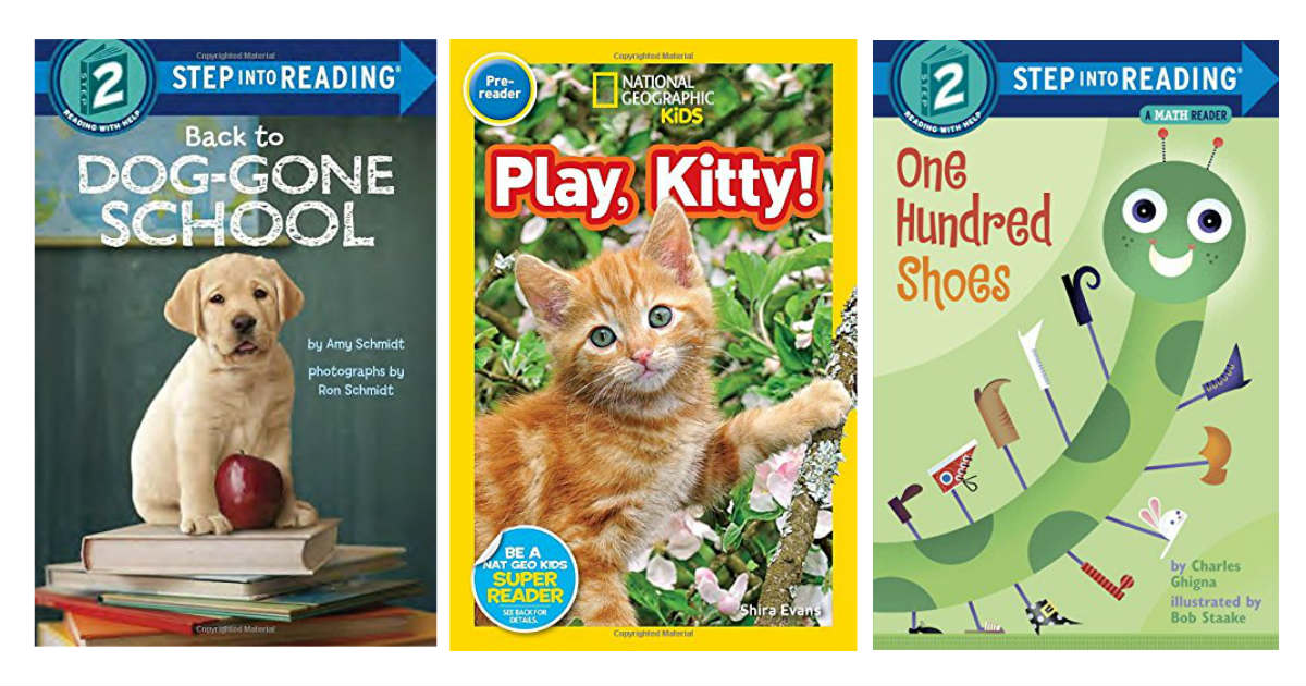 Childrens books on Amazon