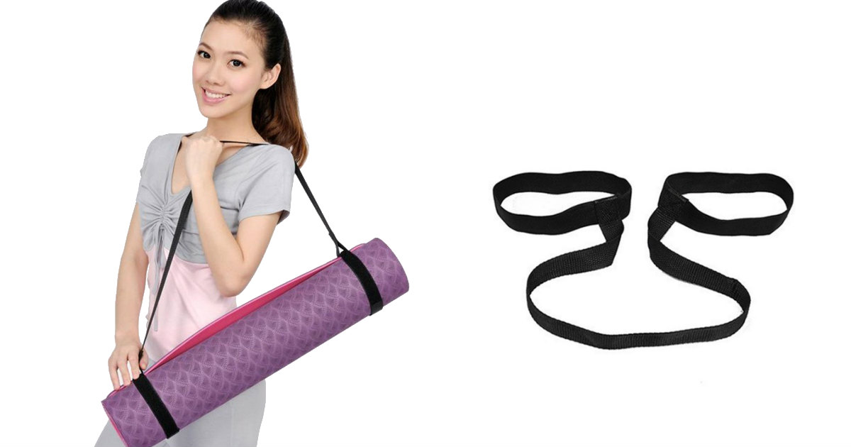 Yoga Mat Strap on Amazon