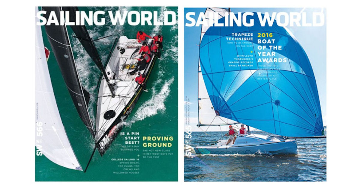 FREE Subscription to Sailing W...