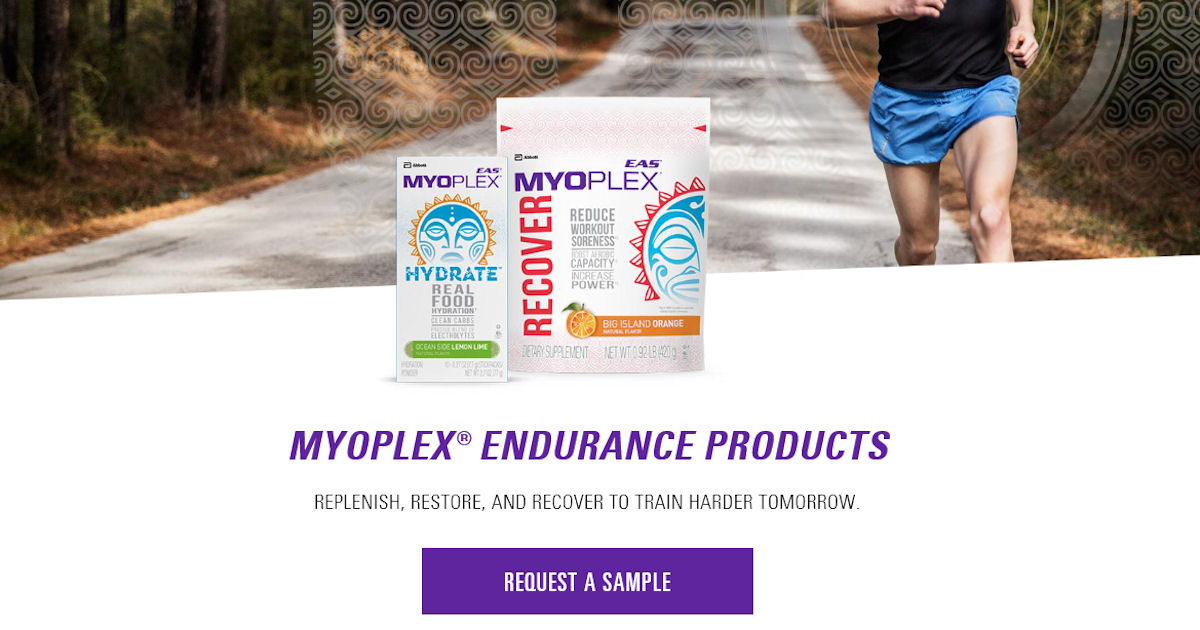 FREE Sample of EAS Hydration &...