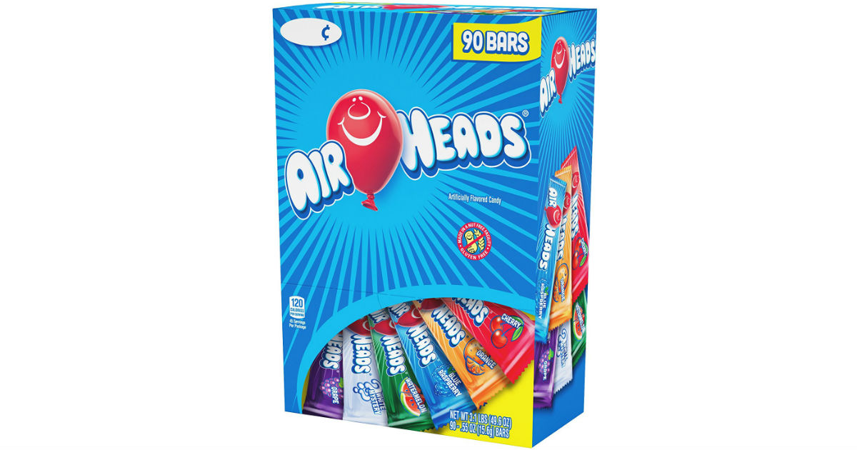 Airheads Candy on Amazon