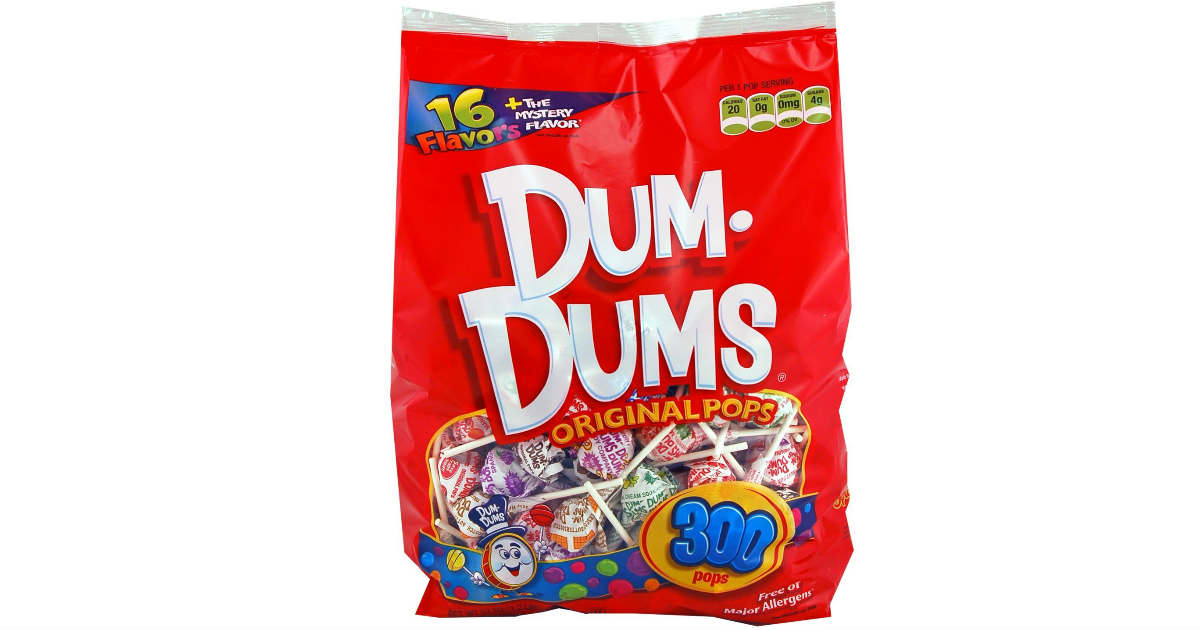 DUM DUMS on Amazon