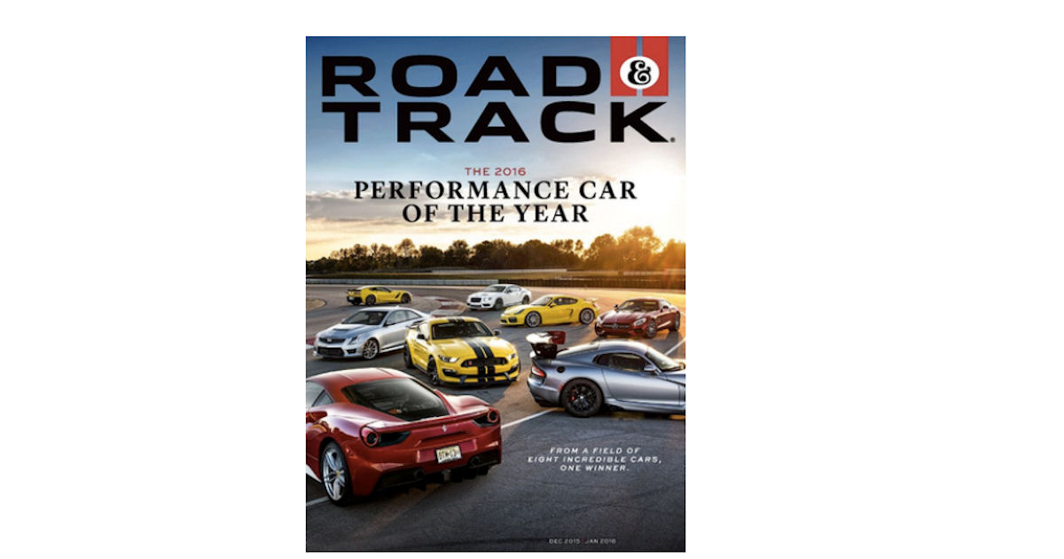 FREE Subscription to Road &...