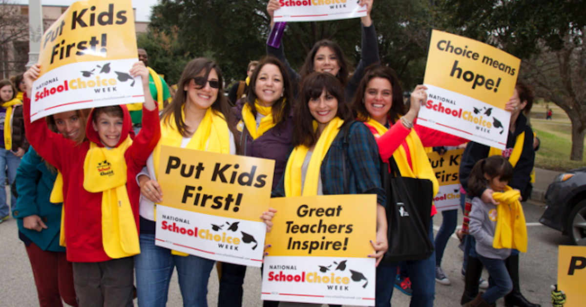 FREE National School Choice We...