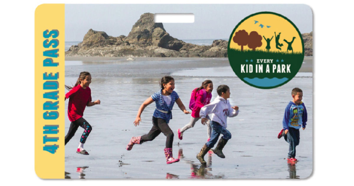 FREE National Park Pass for 4t...