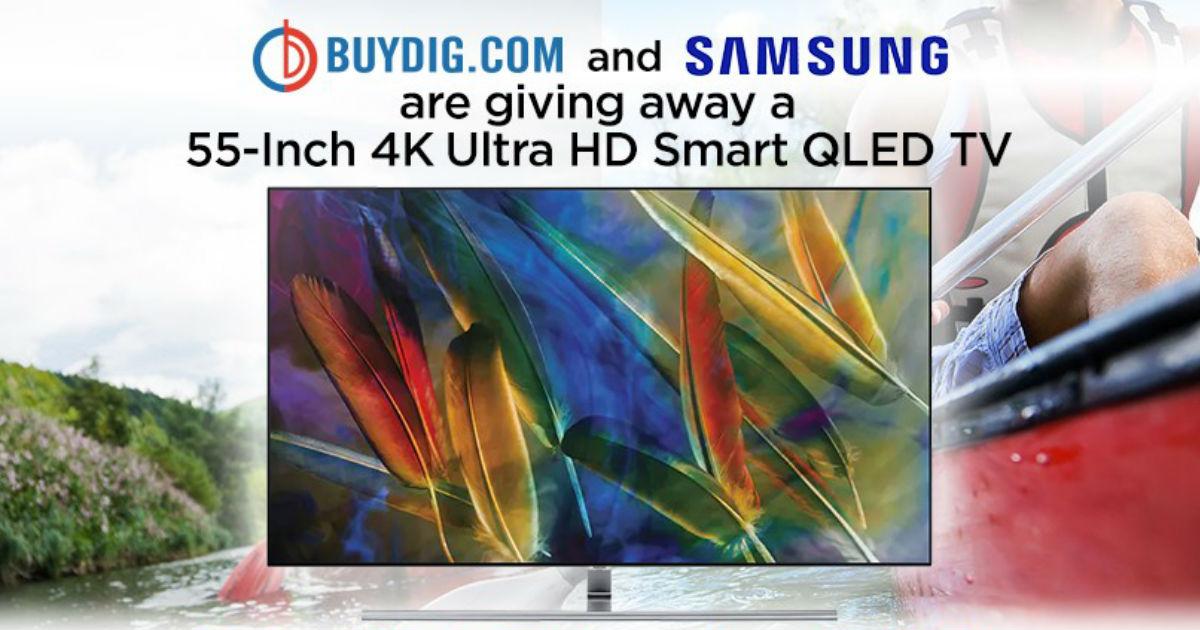 Samsung tv giveaways