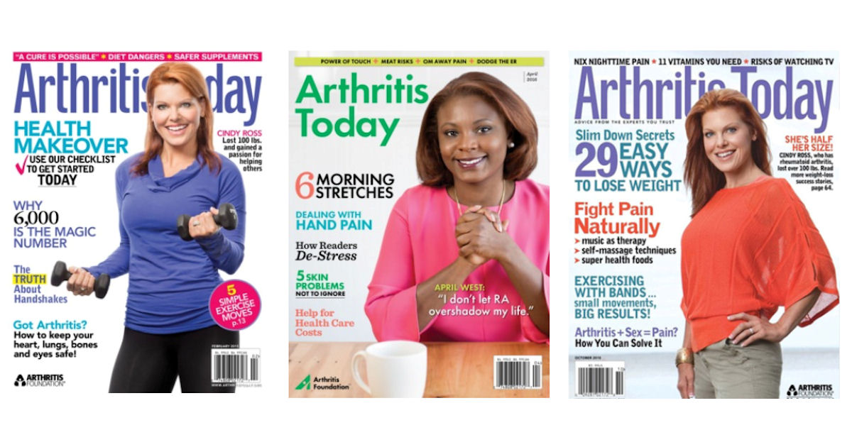 FREE Subscription to Arthritis...