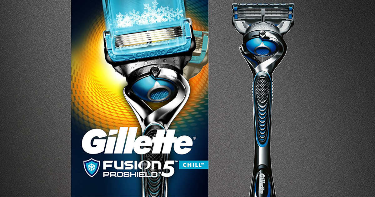 Gillette Fusion5 ProShield Chi...