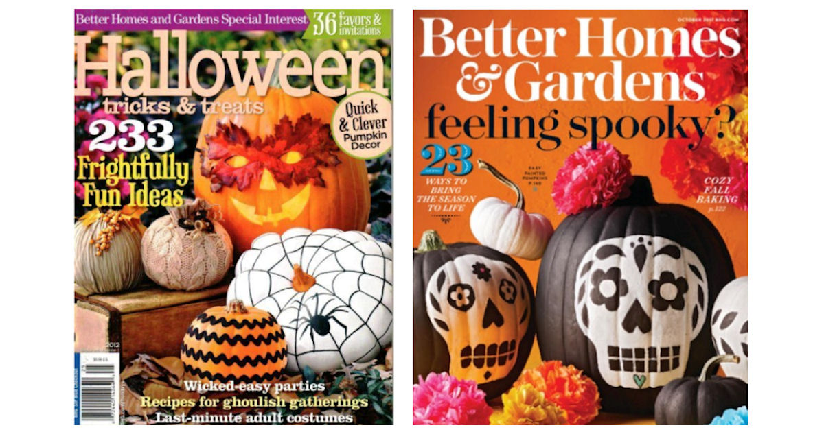 Free Subscription to Better Homes and Gardens Magazine Free