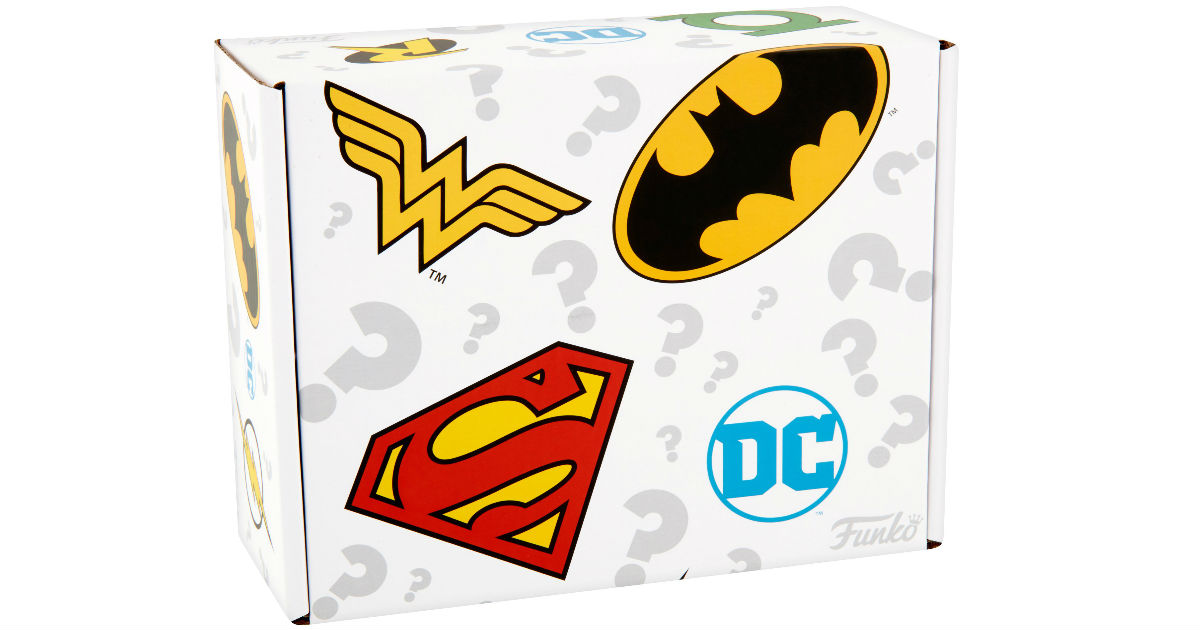 Funko DC Comics Mystery Box 50...