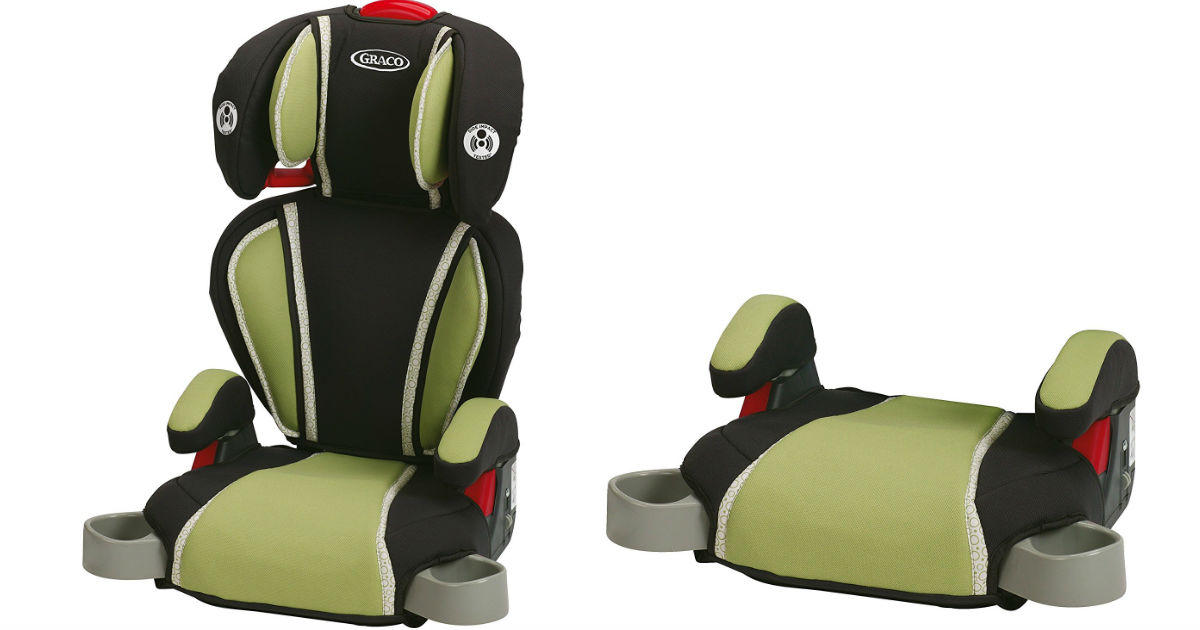Free Shipping! Brand New Graco Highback TurboBooster Car Seat