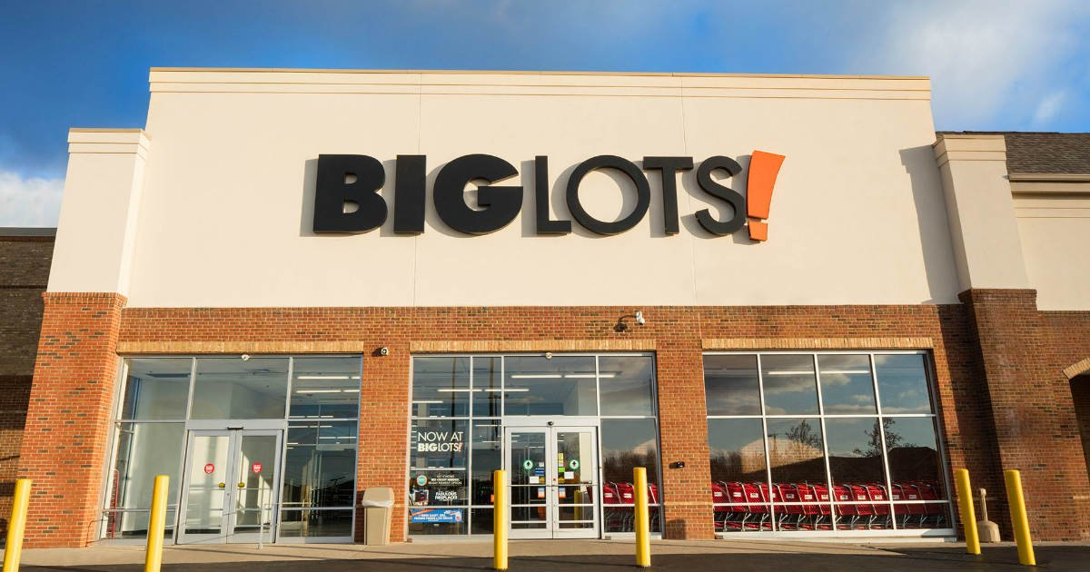 Big Lots - $10 Off $50, $20 off $100, $40 Off $200 Coupons