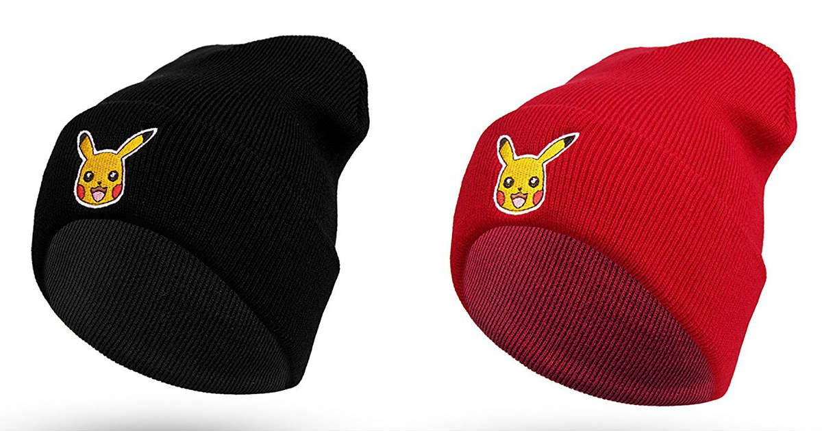 Pokemon Knit Winter Hats $5.79...