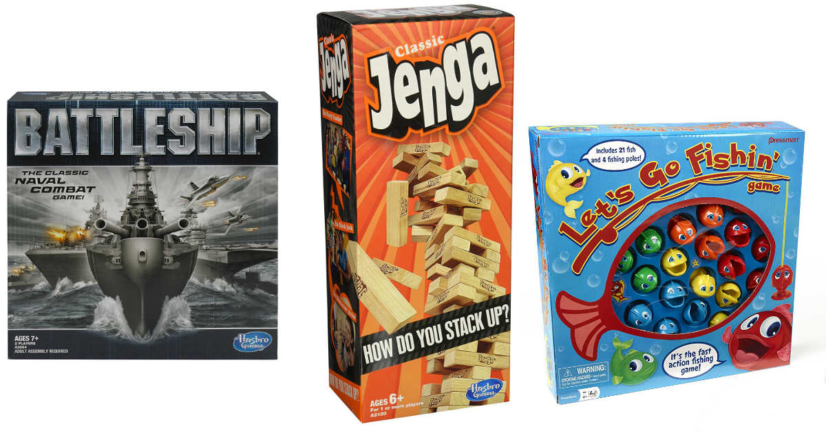 Board Games Buy 2 Get 1 FREE o...