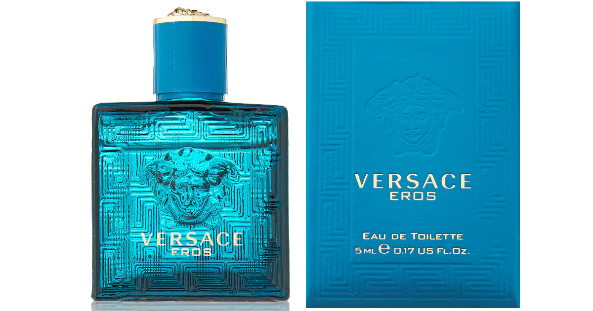 PRICE DROP! Versace Eros Mini.
