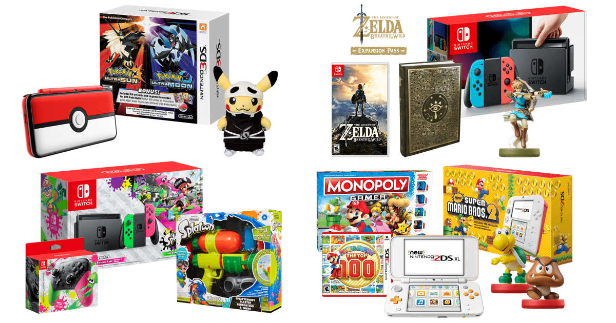 nintendo sweepstakes win a nintendo prize pack free sweepstakes contests 366
