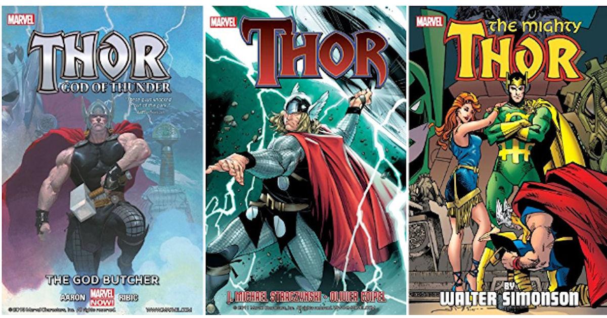 FREE Thor Graphic Novel eBooks...