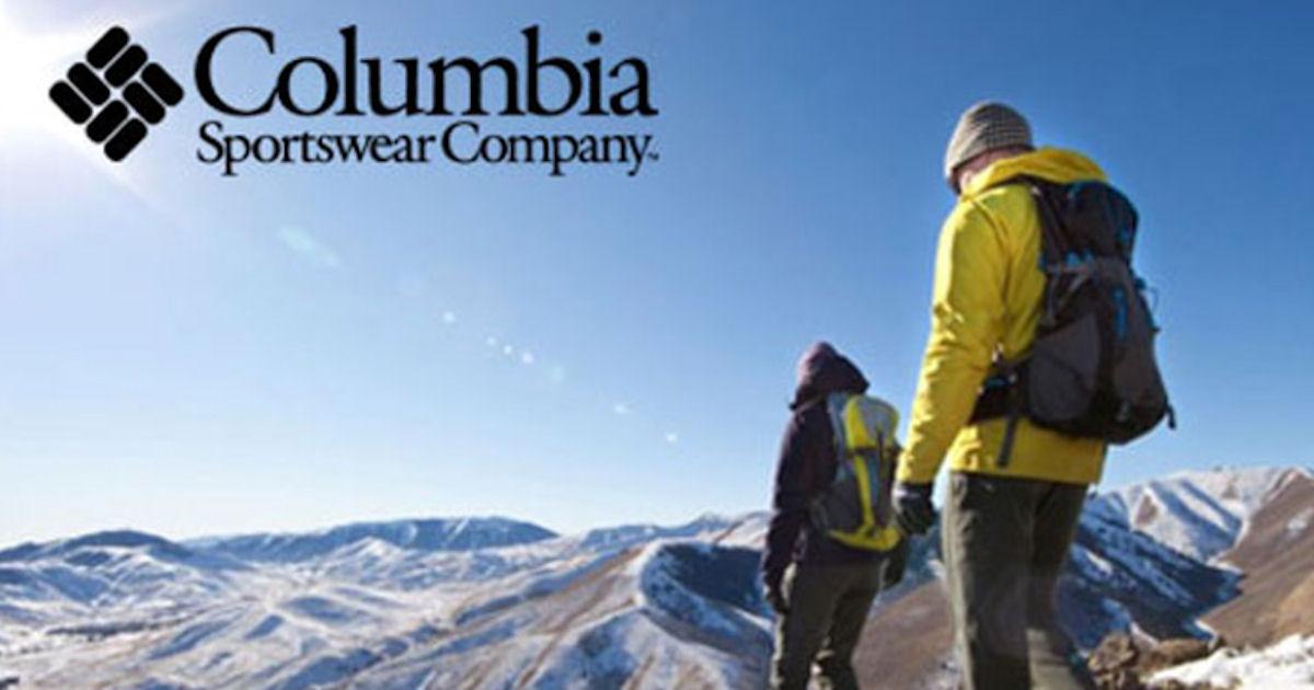 FREE Columbia Sportswear Produ...