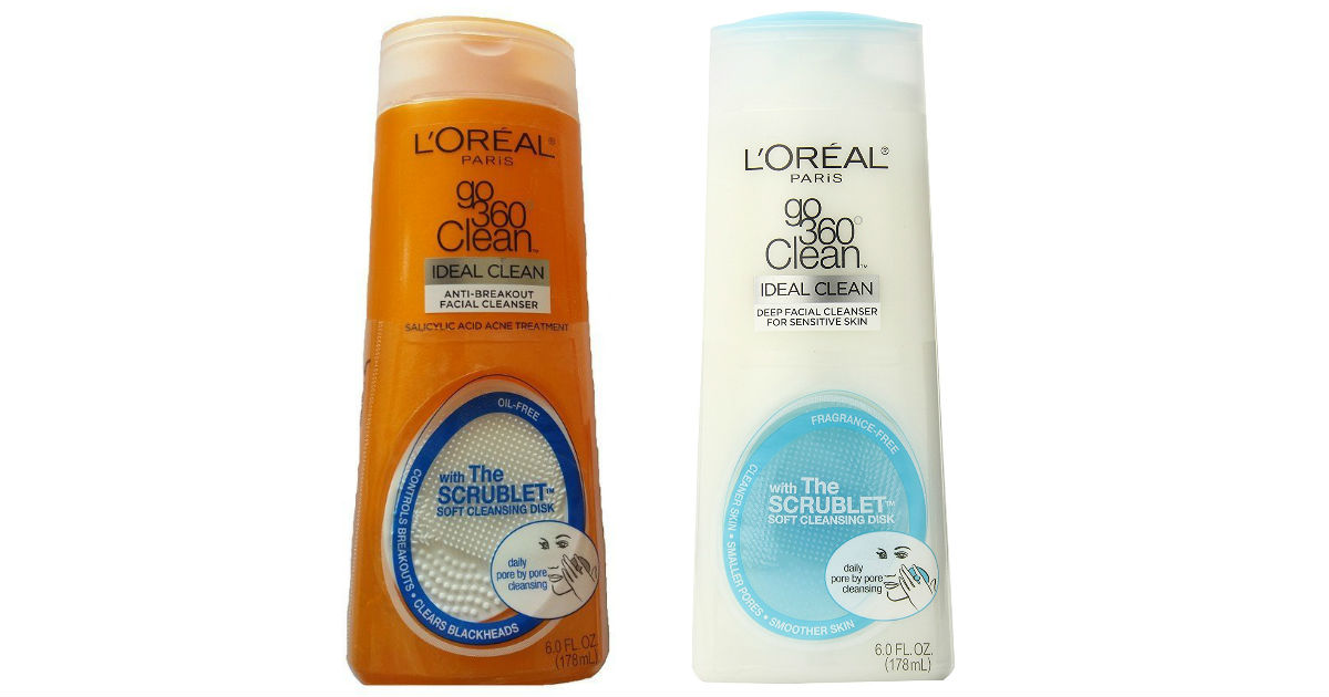 50% Off L'Oreal Paris Go 360 C...