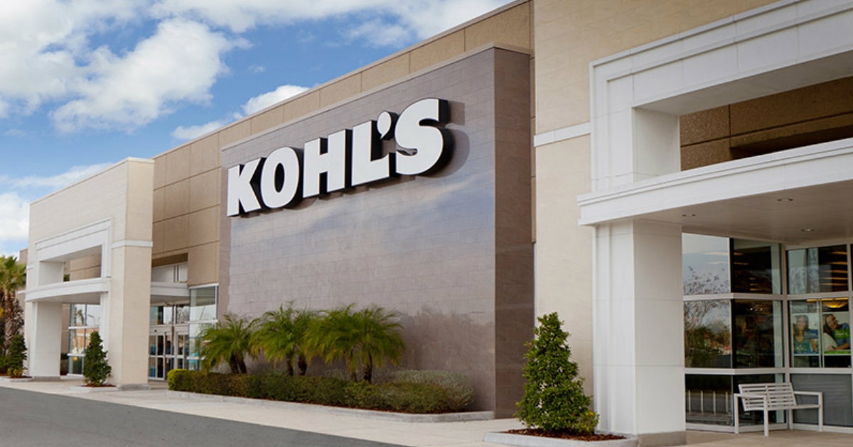 Kohl's 40% Off Mystery Coupon