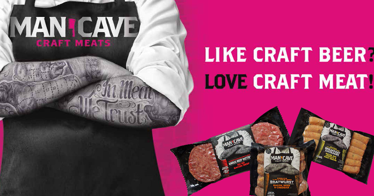 Man Cave Craft Eats Safeway : Free man cave craft eats all in one breakfast sausage links
