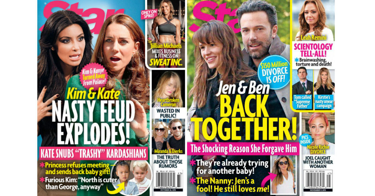 2630a345c53 Free Subscription to Star Magazine - Free Product Samples