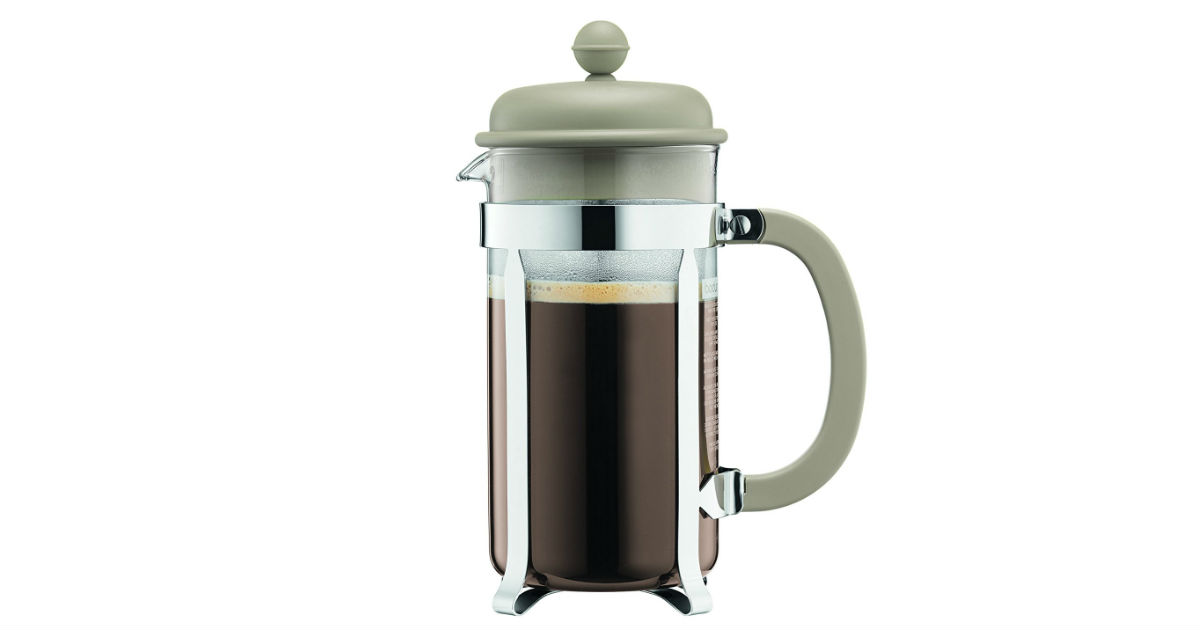 Bodum French Press on Amazon